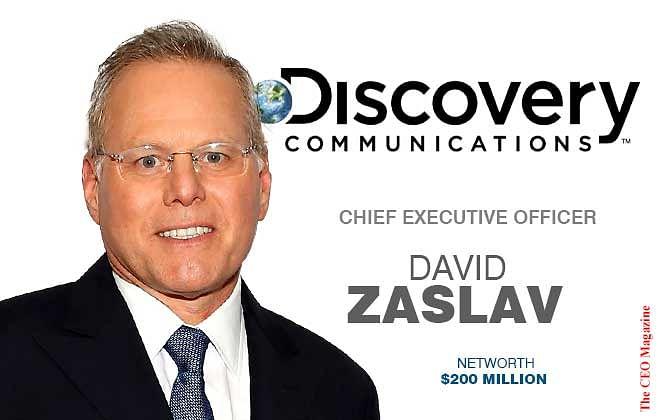 David Zaslav – Innovative Leader