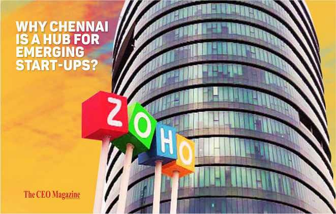 Why Chennai is a Hub for Emerging Start-ups?