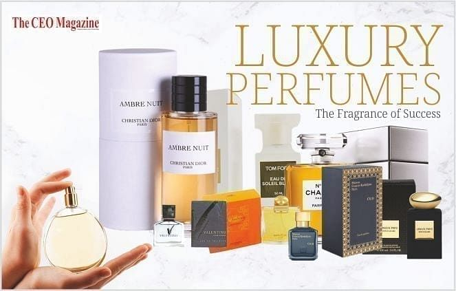 Wear Perfumes to Make Your Days Fresh