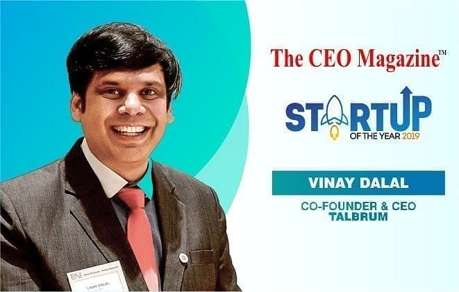 Vinay Dalal- the Human Resource Specialist, Empowering Businesses through Innovative Digital HR Solutions