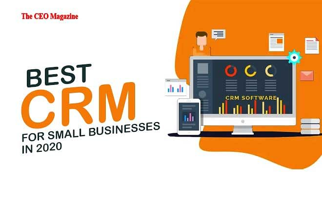 Best CRM for Small Businesses in 2020