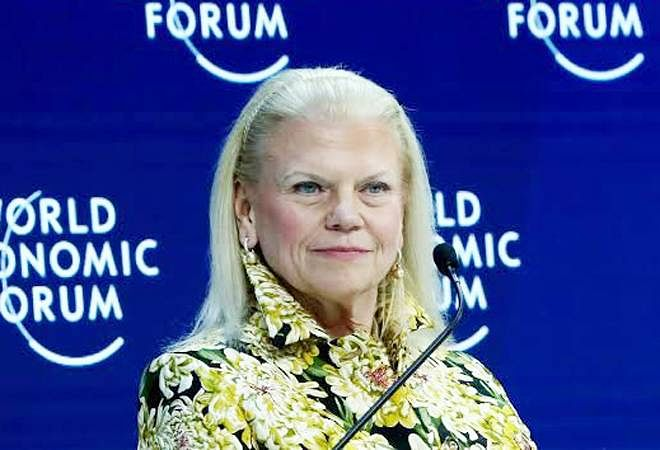 GINNI ROMETTY TO STEP DOWN AS IBM-CEO, ARVIND KRISHNA TO REPLACE