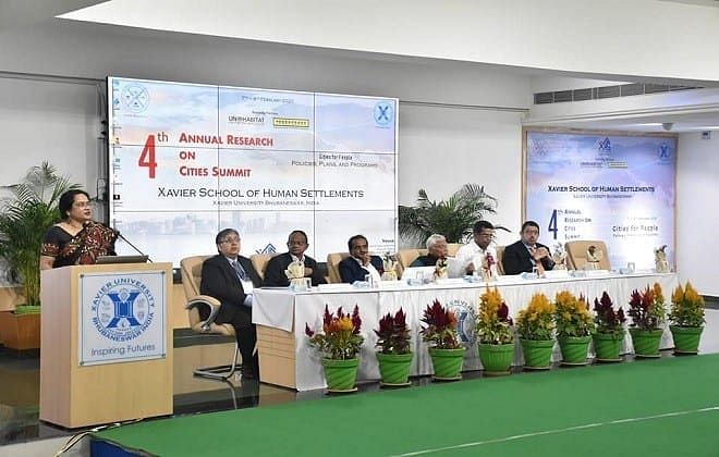 Xavier University Bhubaneswar (XUB) organised its 4th Annual Research on Cities Summit (ARCS) on 7th and 8th February, 2020