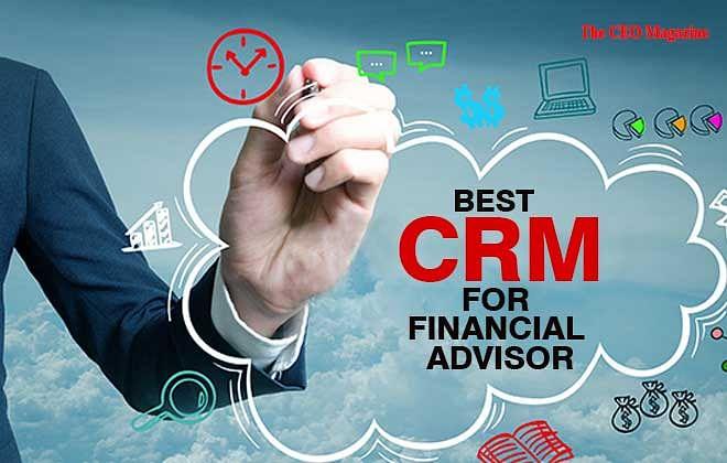 Best CRM for Financial Advisors