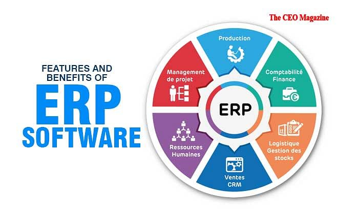 Features and Benefits of ERP Software to the Organization