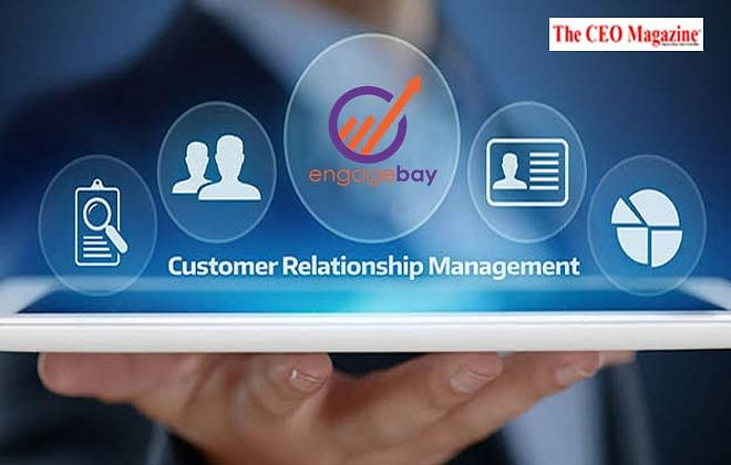 Engagebay – All-In-One Marketing & Sales CRM