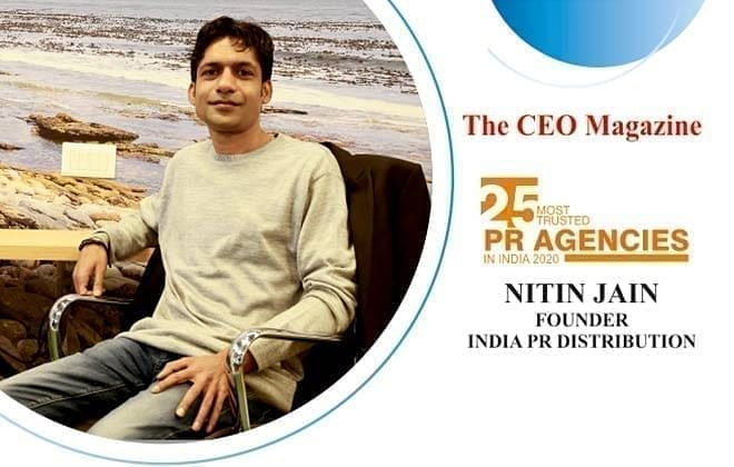 INDIA PR DISTRIBUTION, THE FIRST ONLINE PR PORTAL TO AMPLIFY ONLINE, PRINT & ELECTRONIC VISIBILITY