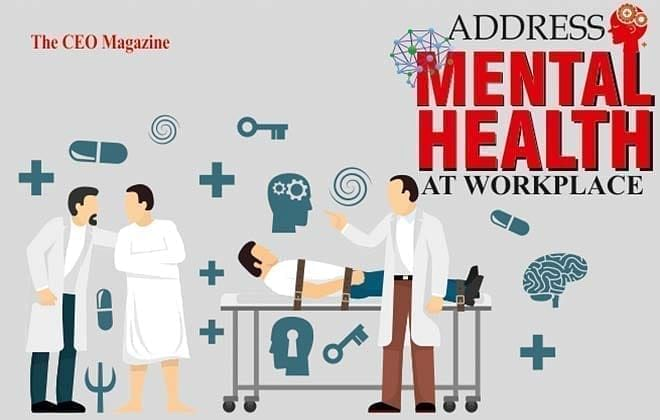 ADDRESS MENTAL HEALTH IN YOUR WORKPLACE TO MAGNIFY PRODUCTIVITY AND PROFITABILITY