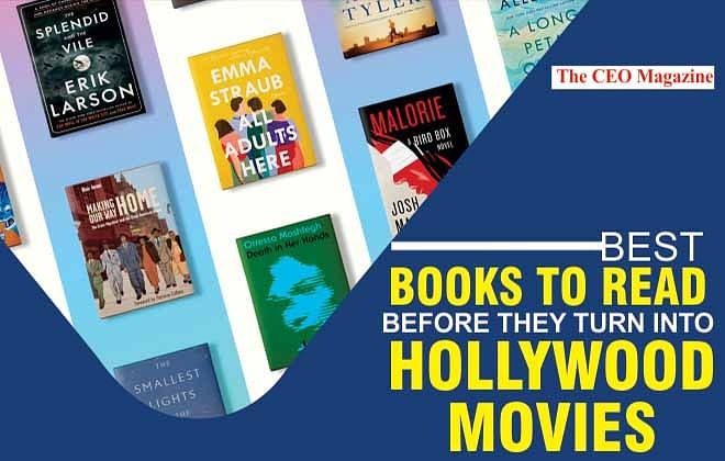 Best Books to read before they turn into Hollywood movies