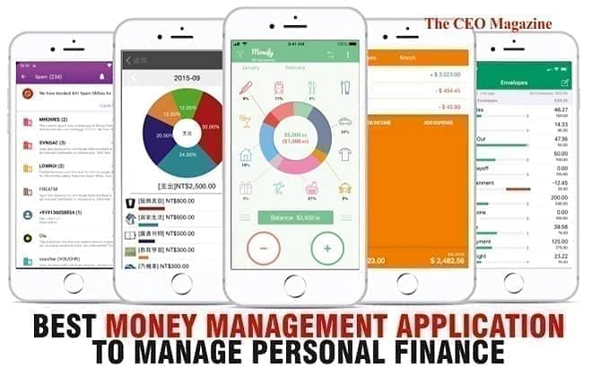 Best Money Management Application To Manage Personal Finance