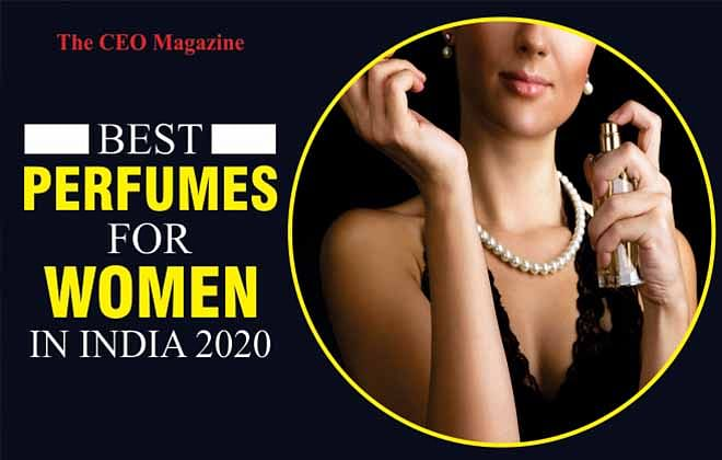 Best Perfumes for Women in India 2020