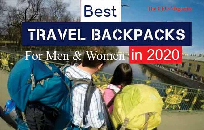 Best Travel Backpacks For Men & Women in 2020
