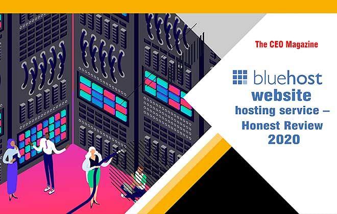 Bluehost website hosting service – Honest Review 2020