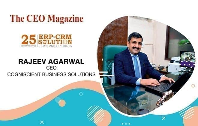 A PIONEER IN THE DOMAIN OF ENTERPRISE BUSINESS SOLUTION: COGNISCIENT BUSINESS SOLUTIONS