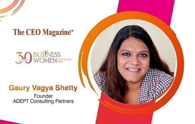 GAURY VAGYA SHETTY: A PASSIONATE RECRUITER AND BUSINESS SPECIALIST PROVIDING IMPECCABLE RECRUITMENT SERVICES