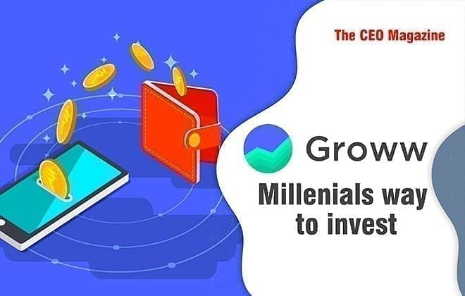 Groww is Changing the Way Millenials Invest, Here's How