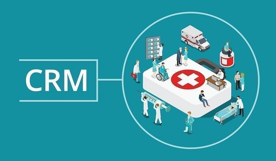 HEALTHCARE INDUSTRY AND THE DIRE NEED FOR SUITABLE CRM