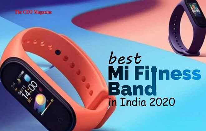 Best Mi Fitness Bandin India 2020
