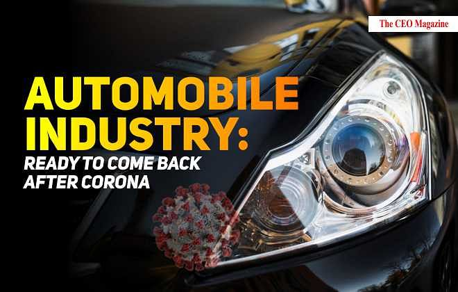 Indian Auto Industry: Ready for Comeback After Corona