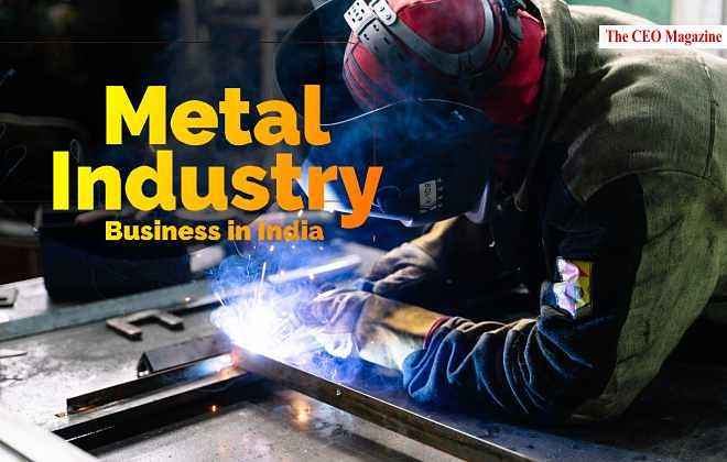 Metals Industry Business Ideas in India