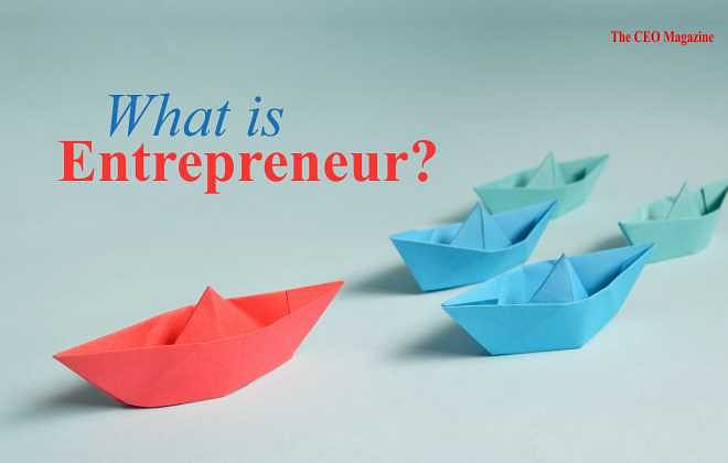 ENTREPRENEUR, AN INTRODUCTION TO SELF MADE BUSINESS ICONS