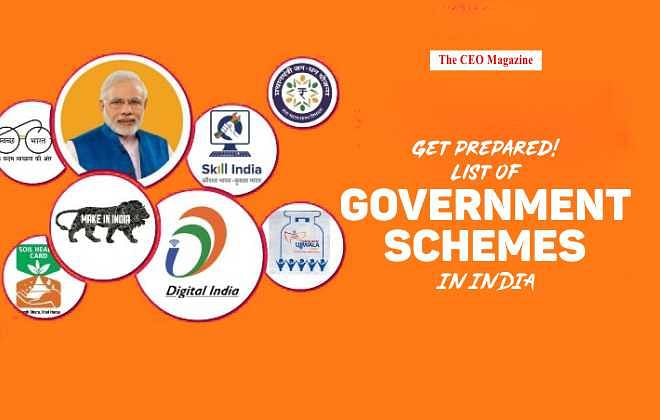 Get Prepared! List of Government Schemes in India