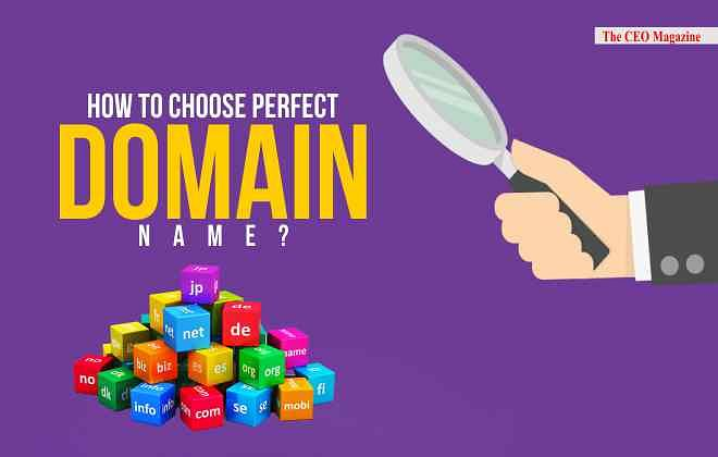 HOW TO CHOOSE PERFECT DOMAIN NAME?