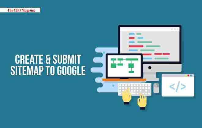 Create and Submit Sitemap to Google