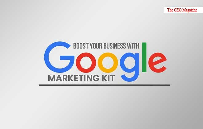 Boost Your Business with Google Marketing Kit