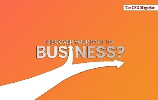 DISCOVER YOUR PATH TO BUSINESS?