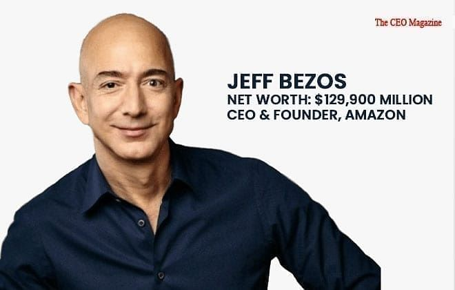 Jeff Bezos: Education, Career, Family and More about World's Richest Person