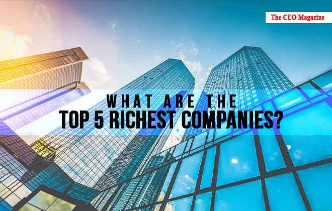What Are The Top 5 Richest Companies?