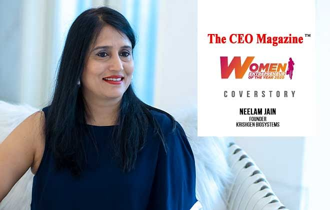 Neelam Jain, Revolutionary Entrepreneur Administering Success Of Krishgen Biosystems, India's Leading Brand Delivering Cutting-Edge Biotech Solutions Since 2003