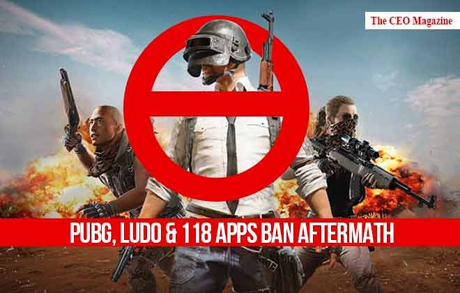 CHINA RELATED PUB-G APP BAN AFTERMATH