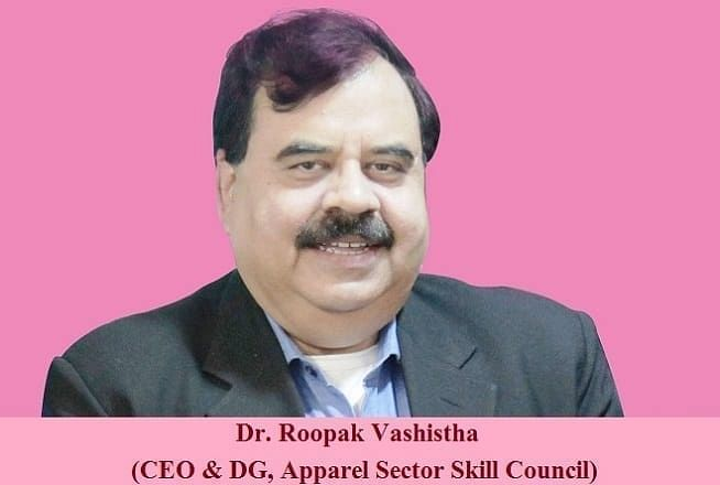 Exclusive Interview with Dr. Roopak Vashistha CEO & DG AMH SSC