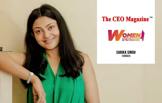 Sarika Singh, Ever-Passionate Leader Steering Entracte To Deliver Memorable Transitions From House To Home Since 2002