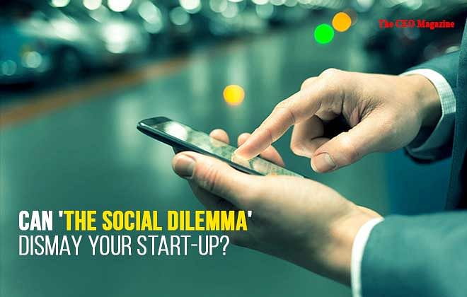 CAN THE SOCIAL DILEMMA DISMAY YOUR STARTUP?