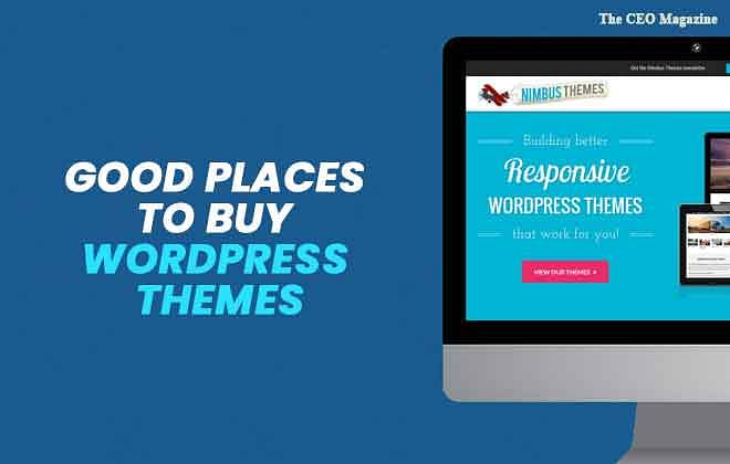 Where is a Good Place to Buy WordPress Themes?