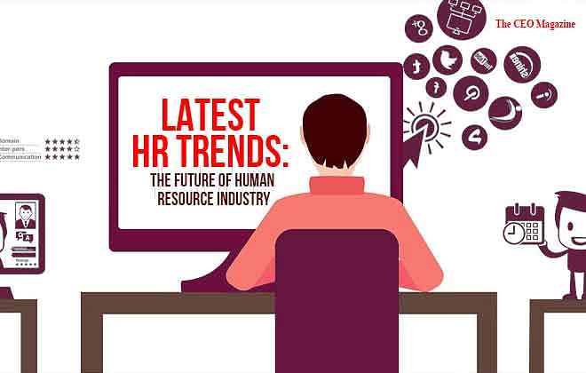 Latest HR Trends: The Future of Human Resource Industry