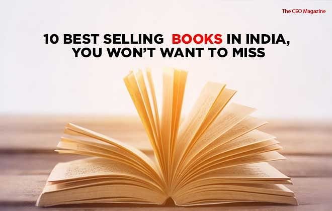 10 Best Selling Books In India, You won't Want to Miss
