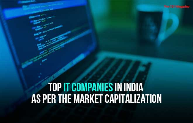 Top IT Companies in India  As Per the Market Capitalization