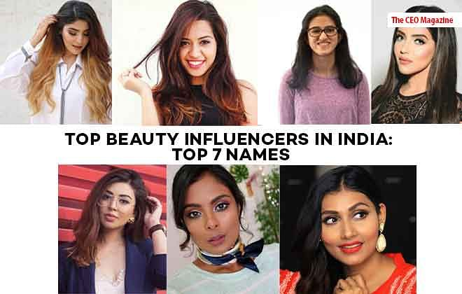 Top Beauty Influencers in India: Top 7 Names