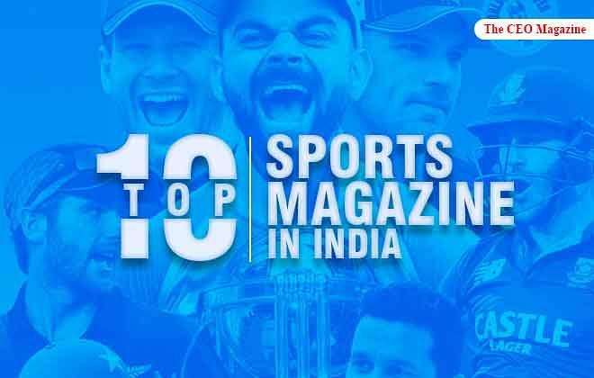 Top 10 Sports Magazines in India