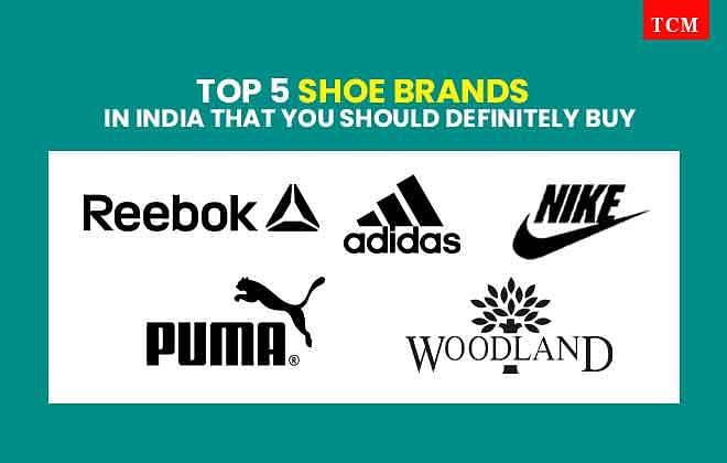 Top 5 Shoe Brands in India that You Should Definitely Buy