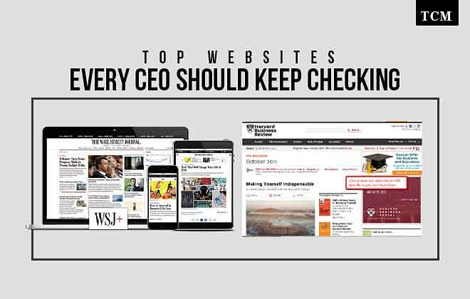 Top Websites Every CEO Should Keep Checking