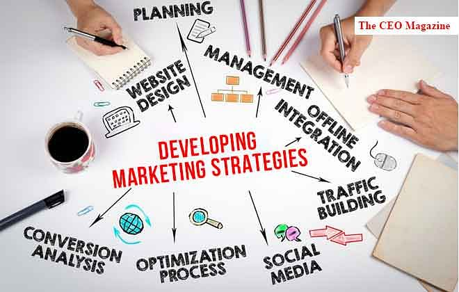 Tips for Developing Marketing Strategies and Plans  to Boost Sales in 2021