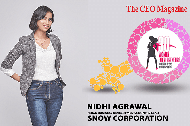 Nidhi Agrawal, A Country Manager Wizard Filtering Through the Best Decisions for Her Brand Aspiring Success in India and Korea