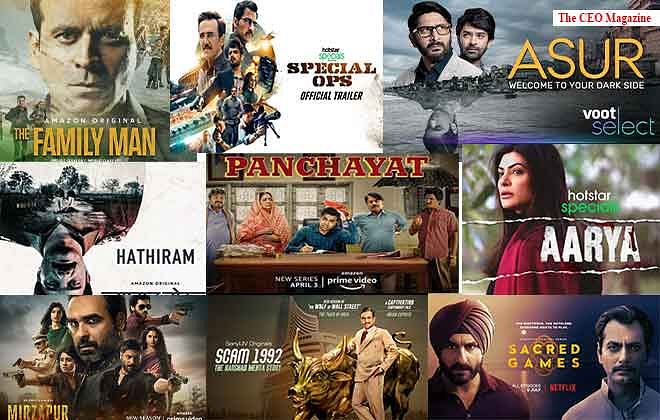 Top 10 Indian Web Series  to Watch That You Just Can't-Miss