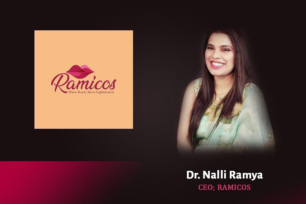 RAMICOS Cosmetics Unveils its Logo