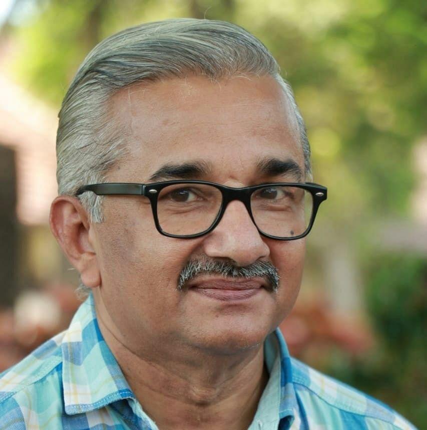 ഇ പി രാജഗോപാലന്